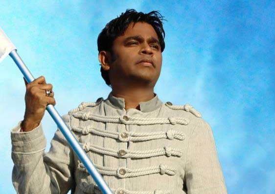 A Song For The End Of The World by A. R. Rahman
