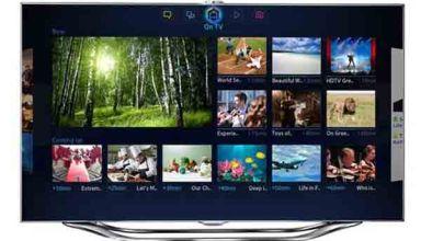 Smart Hub TV
