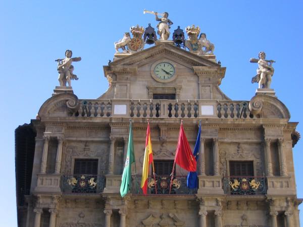 Pamplona_Ayuntamiento