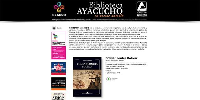 Libros-Electrónicos-Cuarentena-28-de-abril-2020-Biblioteca-Ayacucho