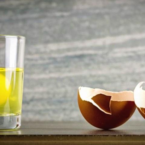 limpia con huevo