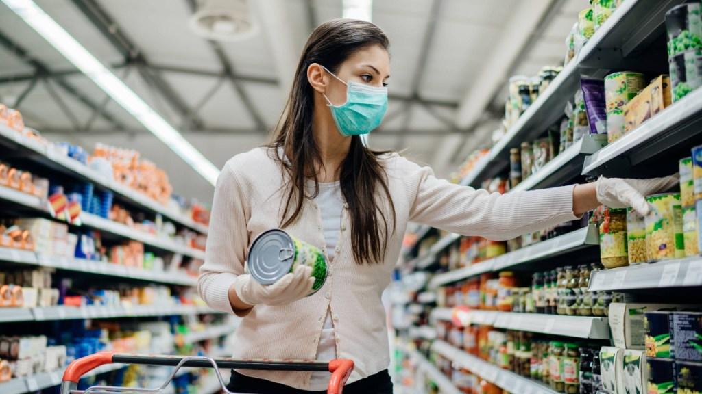 Cómo desinfectar tus compras correctamente