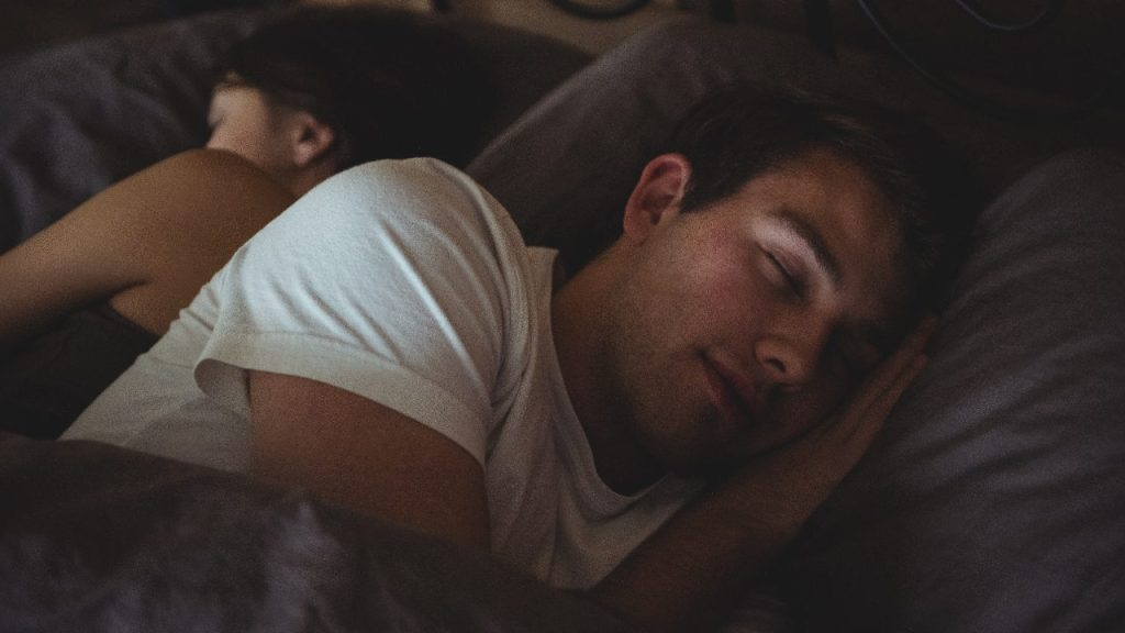 Duermes mucho