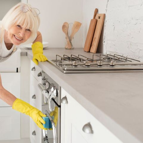 remedios caseros para limpiar tu cocina de acero inoxidable