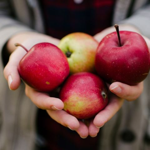 comer una manzana al dia evitar menopausia sintomas