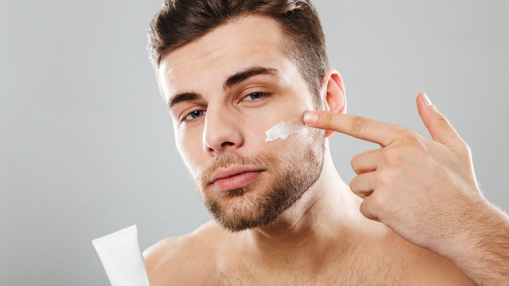 skincare productos hombres