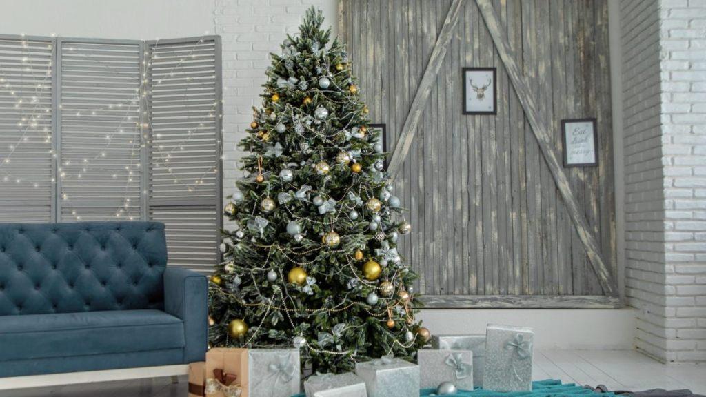 dónde dejar el árbol de navidad centros de acopio