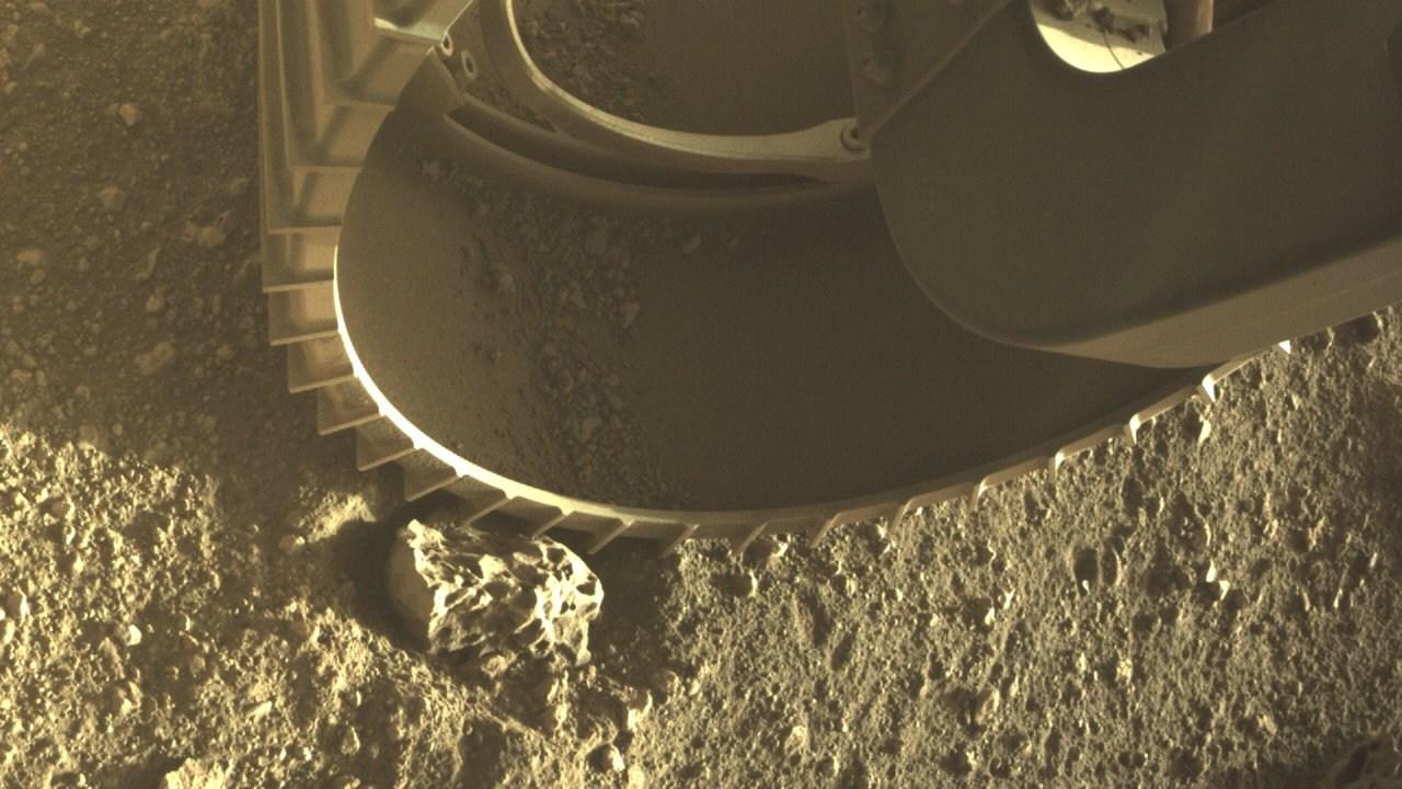 Rover Perseverance Marte