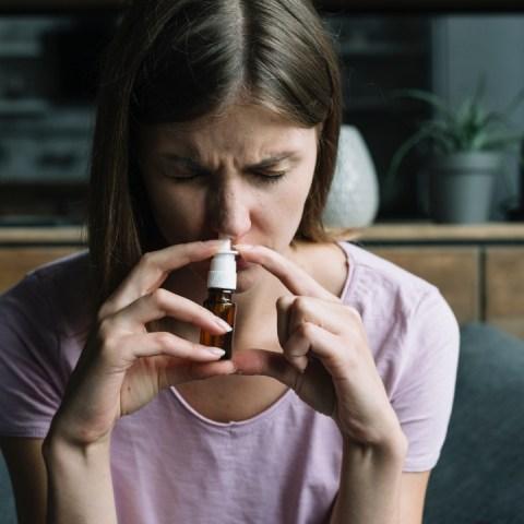 anosmia perdida del olfato covid 19