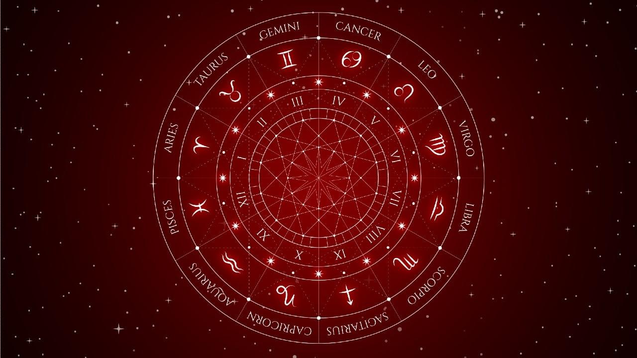 rueda del zodiaco signos astrología enfermedades