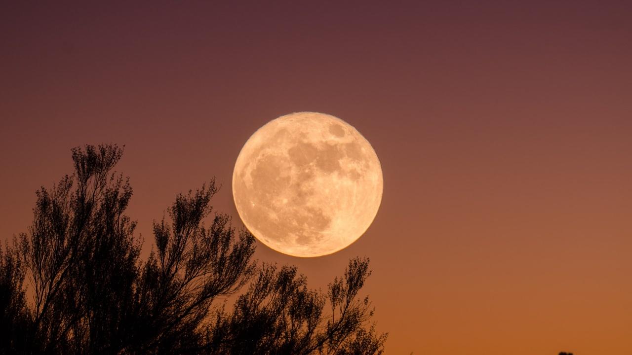 luna llena 2021 luna de gusanos significado cuándo verla