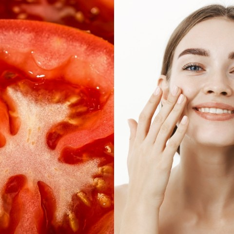 mascarilla jitomate purificar rostro skincare piel
