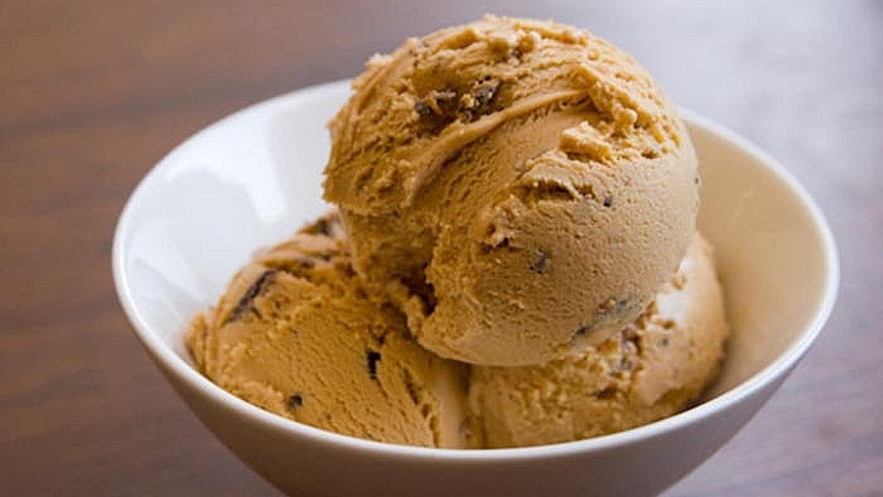 dulce de leche helado receta postre