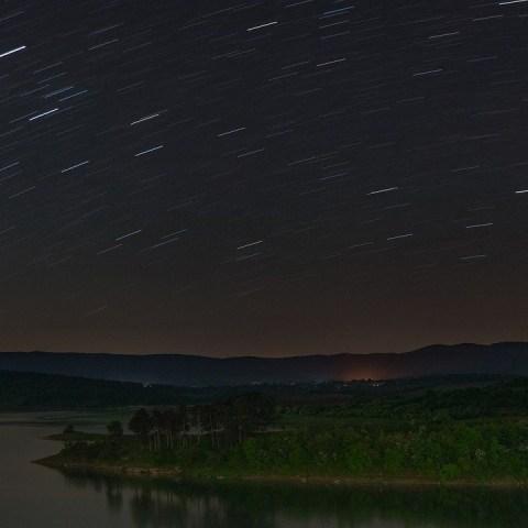 lluvia estrellas Líridas 2021 cómo cuándo verla astronomía