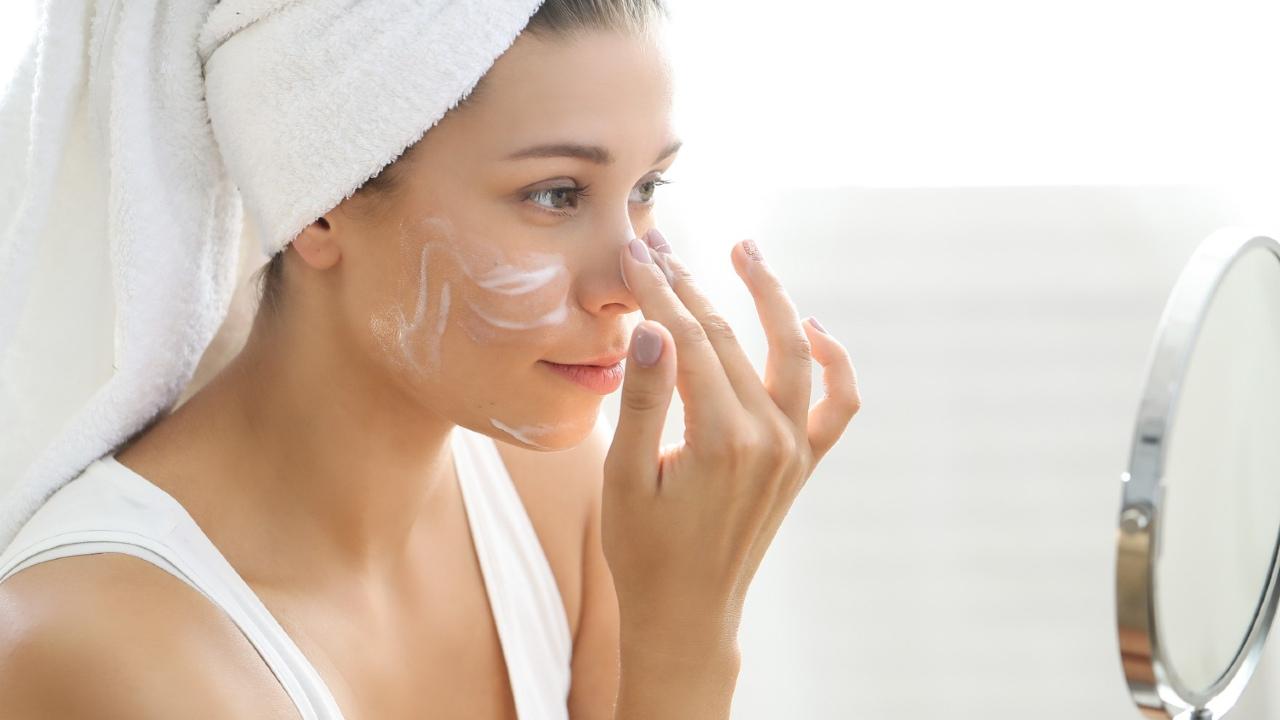 vitamina para una piel joven saludable
