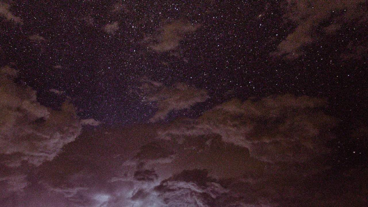 meteoros eta acuaridas que es