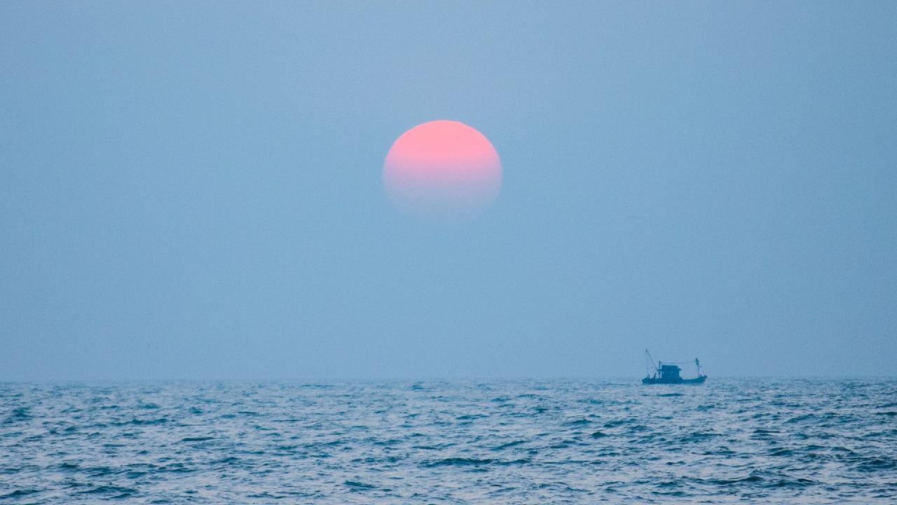 Superluna Rosa abril 2021 Luna llena