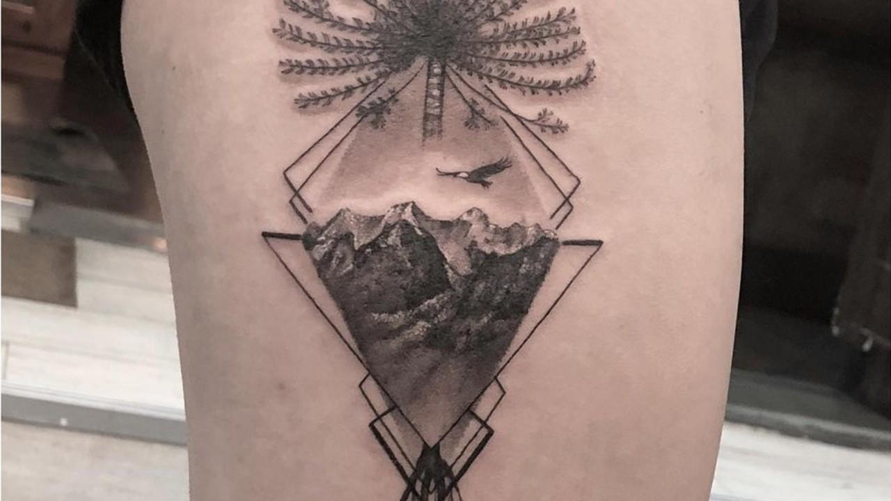tatuaje ideal según tu signo capricornio