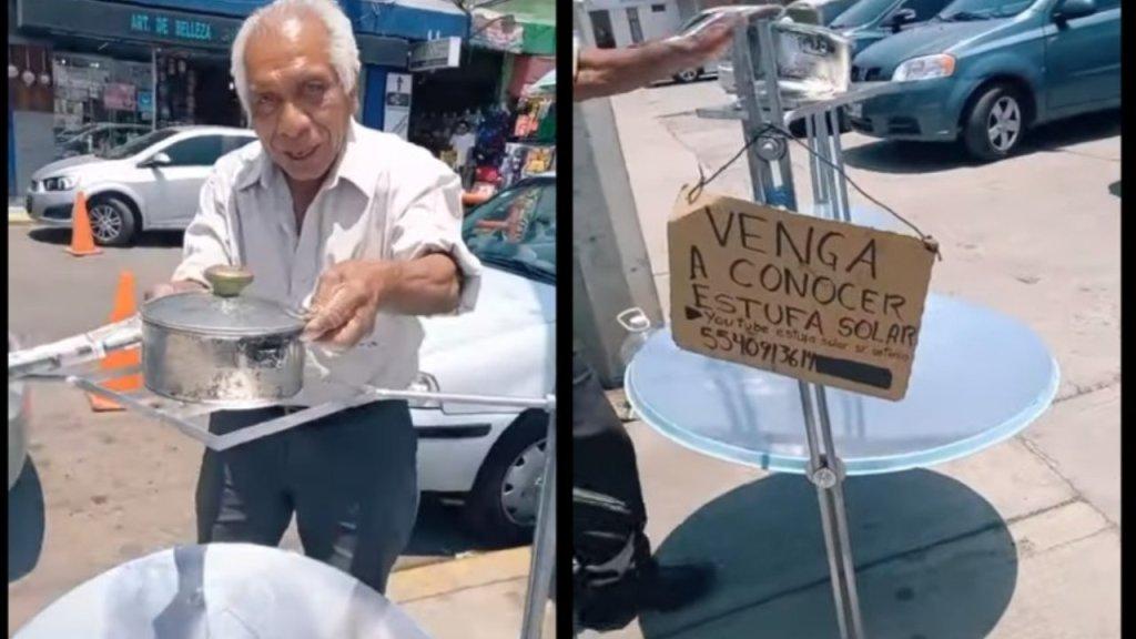 abuelito inventa estufa solar a sus 71 años demuestra talento no acaba