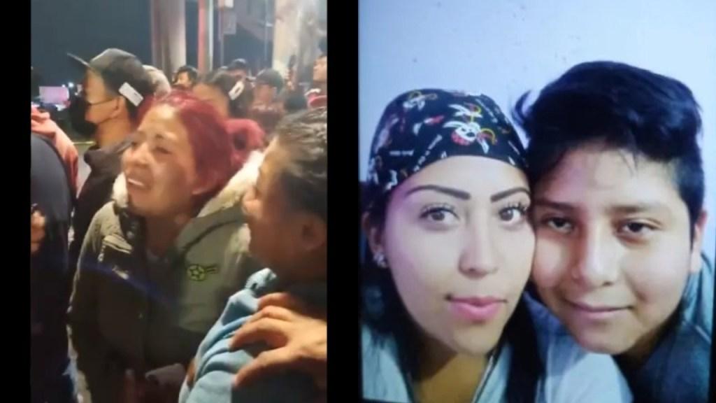marisol tapia busca a su hijo brandon tragedia metro linea 12