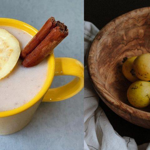 atole de guayaba natural receta como hacer