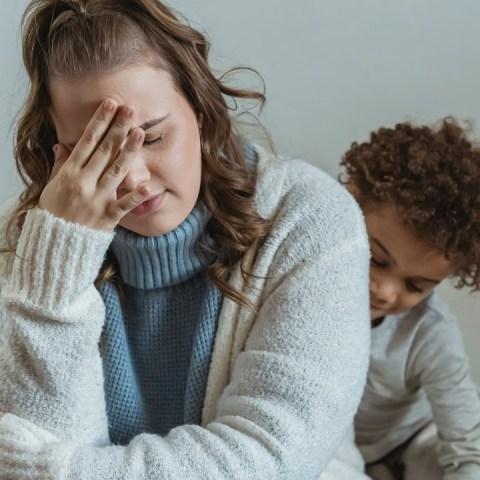 error que cometes no saber pedir perdón maternidad