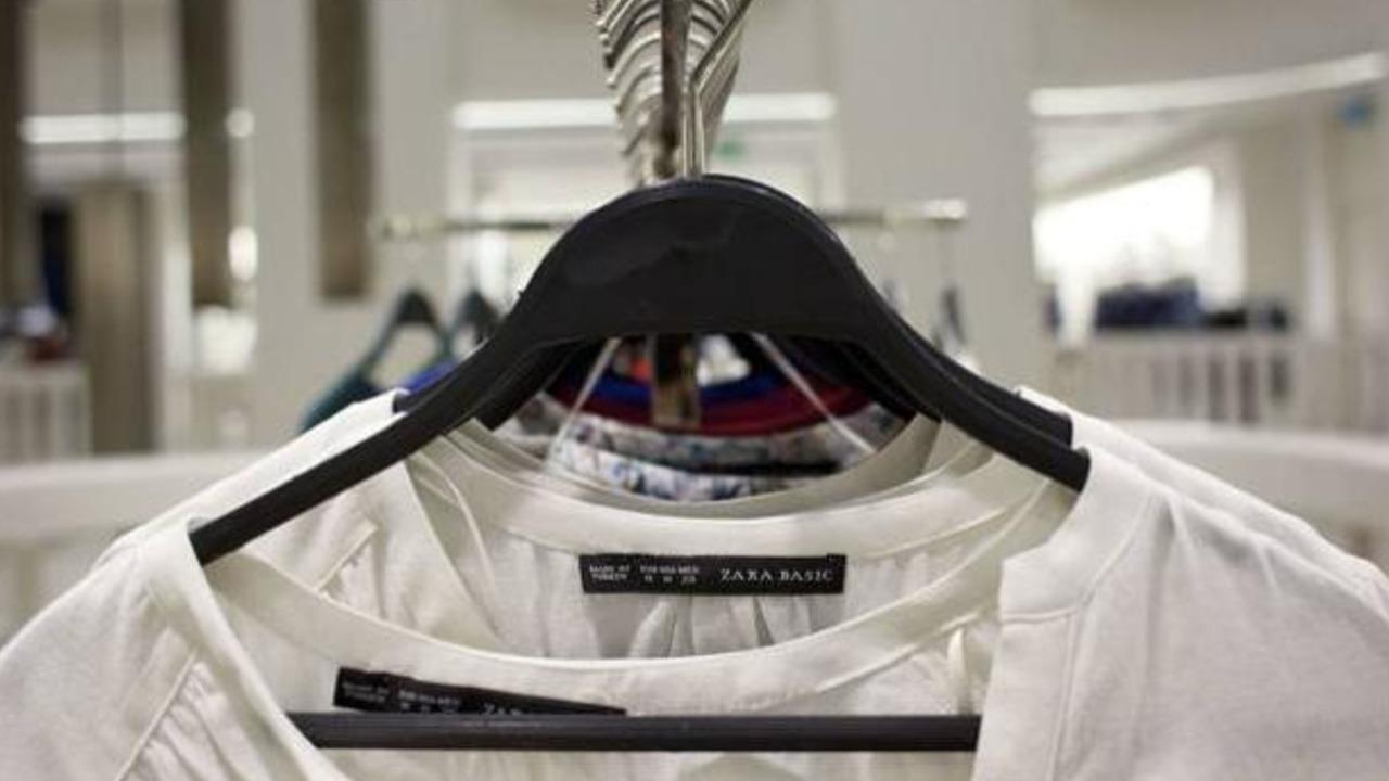 Que significan las etiquetas de la tienda Zara carmeron