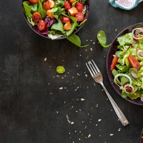 receta ensalada campesina cómo se hace platillo fresco