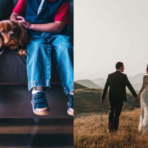 Matt le pidió matrimonio a su novia en preescolar; 20 años después se casó con ella
