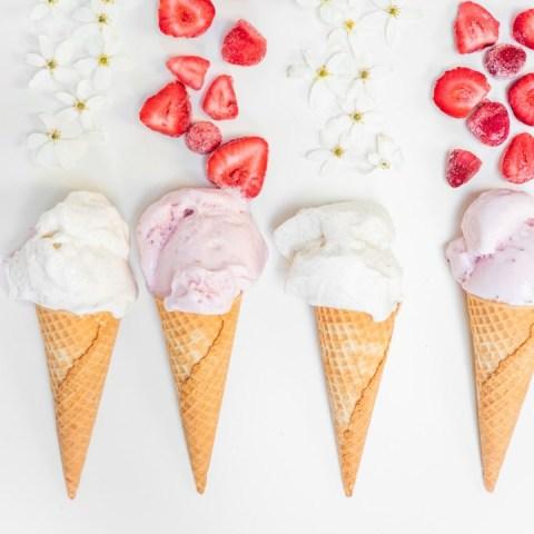 cómo hacer conos para helado caseros receta