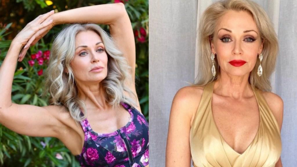 Kathy Jacobs, la modelo de 57