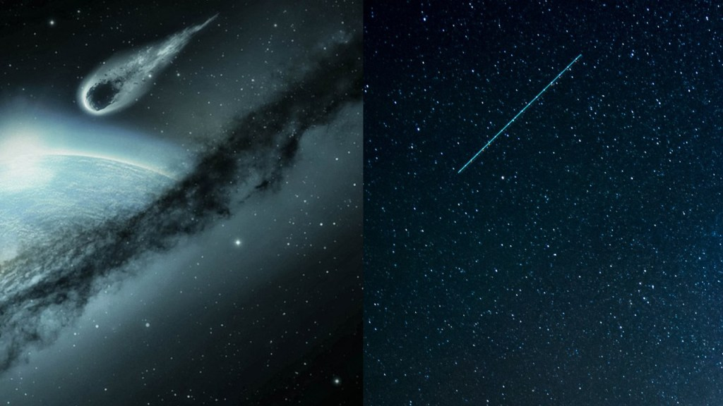 Lluvia de meteoros perseidas 2021