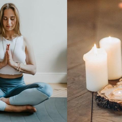 Ritual para alinear chakras