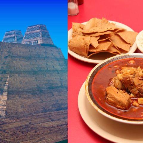 qué comían en tenochtitlán antiguos aztecas alimentación