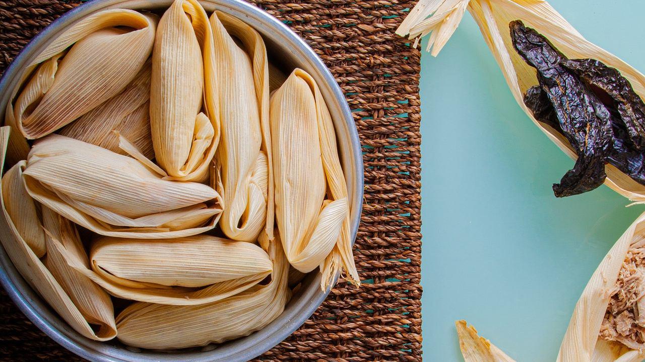truco para recalentar tamales