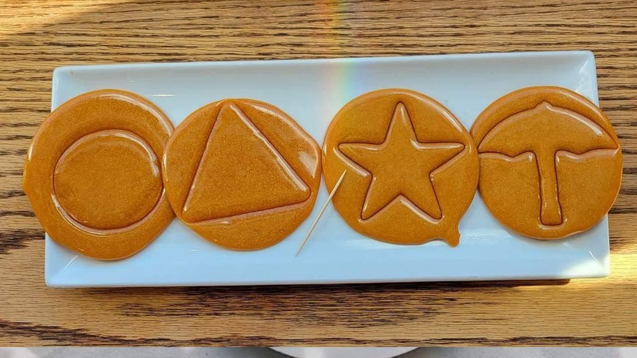 receta para hacer caramelo dalgona