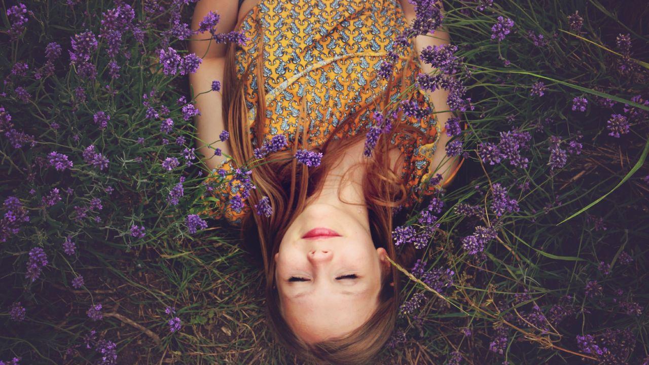 Las flores mejoran la salud emocional