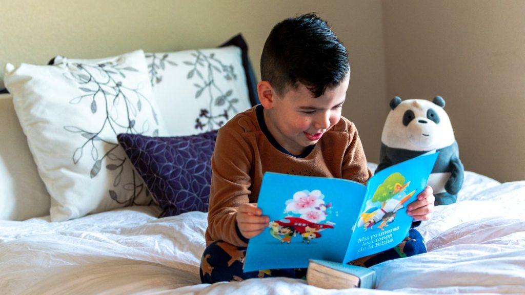 hijo aprendio a leer antes de los 6 anos Estos son los problemas