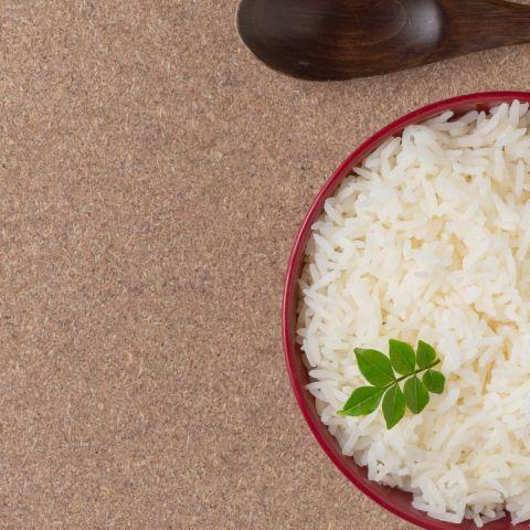 Cómo arreglar un arroz batido