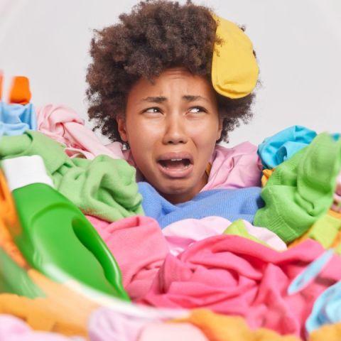 Cómo evitar que la lavadora se llene de pelos