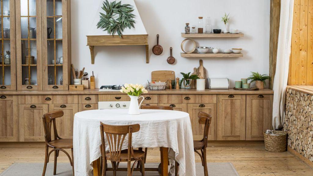 Plantas para decorar tu cocina