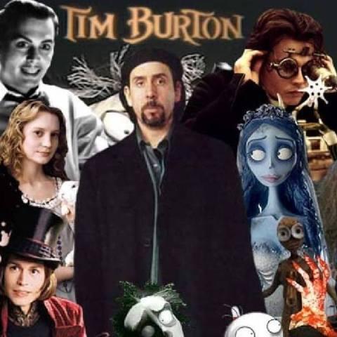 personajes del cineasta tim burton