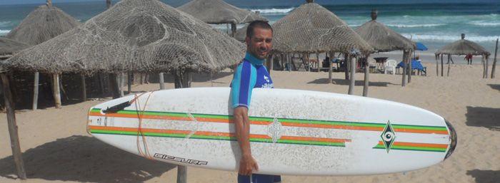 Surf en Dakar