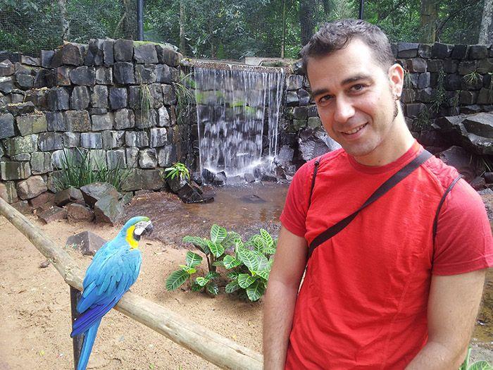 Parque de las Aves Iguazú