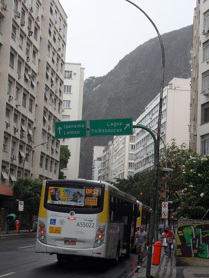 Del aeropuerto a Copacabana