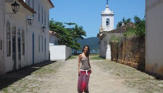 Paraty: Brasil colonial