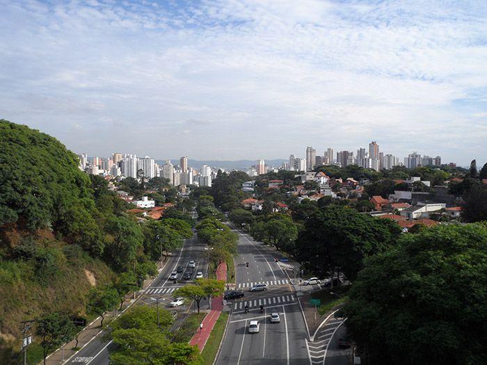 Primera impresión de Sao Paulo