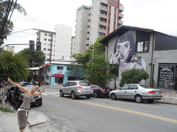 Vila Madalena, el barrio modernillo de Sao Paulo