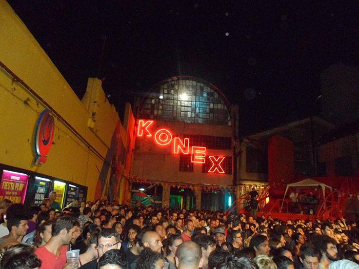 ¡La Bomba del Tiempo! en KONEX