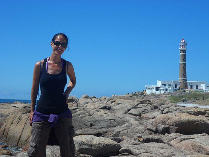 """Faro de Cabo Polonio, esta foto la dedicamos a nuestra queridísma amiga Marta la """"farera"""" :)"""